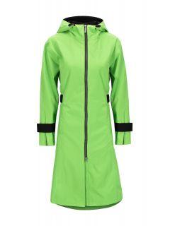 dames-regenjas-groen-blaest-aarhus-voor