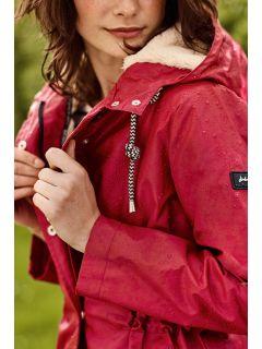 dames-regenjas-joules-rainaway-rood