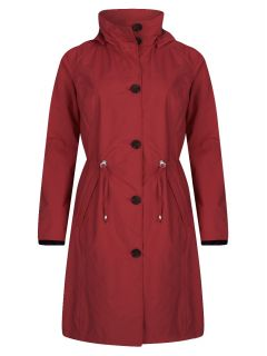 Happy-Rainy-Days-Coat-Dames-rood-patrice