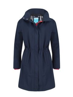 Regenjas-Happy-Rainy-Days-Softshell-Jas-Nelly-Navy-voorkant