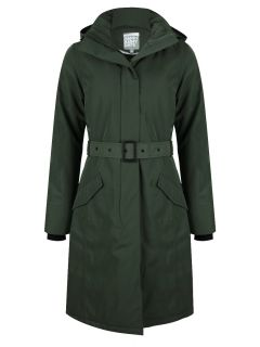 Happy-Rainy-Days-Winterparka-Dames-Glasgow-Groen-voor