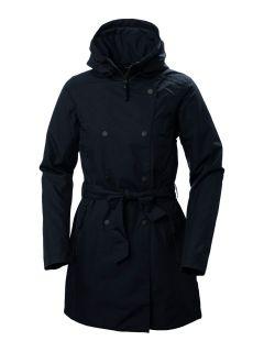 HellyHansen-Trenchcoat-Gewatteerd-Dames-Welsey-blauw