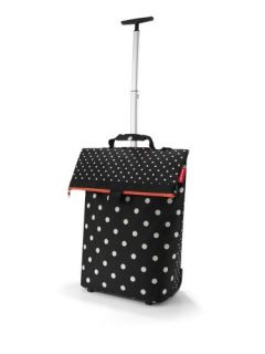 hippe-boodschappentrolley-reisenthel-mixed-dots