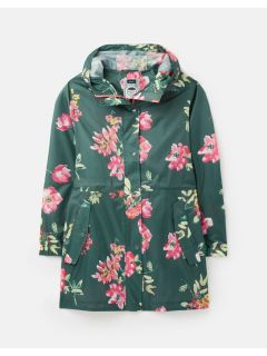 joules-GoLightly-opvouwbaar-regenjas-dames-groen-bloem