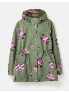 joules-regenjas-alijn-shoreside-groen-bloem