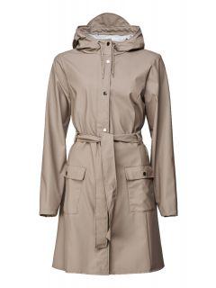 Rains-Dames-Regenjas-Curve-Jacket-Taupe