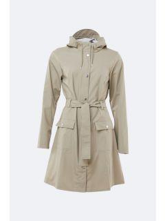 rains-dames-regenjas-curvejacket-beige-voor