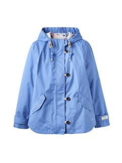 dames-regenjack-joules-coast-blue-voorkant