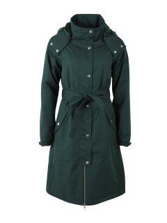 Regenjas-Dames-Bornholm-groen