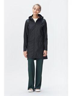 W Coat Black