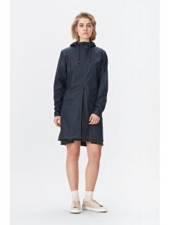 Rains Dames Regenjas W Coat Blue