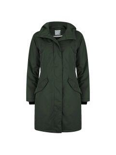 Winterregenjas-Dames-glasgow-groen-voor