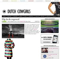 Dutch Cowgirls-Hipinderegen.nl